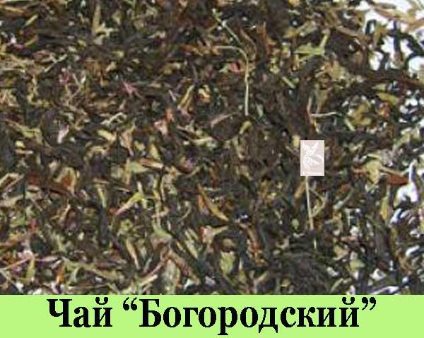 """Чай """"Богородский"""""""