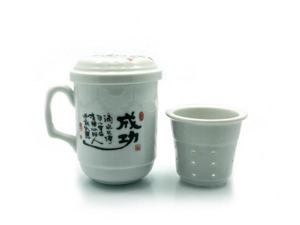 Фарфоровая чашка