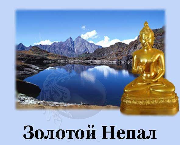 Golden Nepal GFOP 1 - Золотой Непал